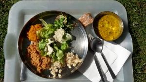 Petit dejeuner Ayurvedique