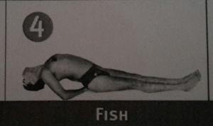 Posture Yoga Poisson